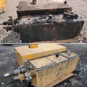 Heavy Equipment Cleaning in Utah