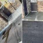 Entryway/Concrete Cleaning in Utah