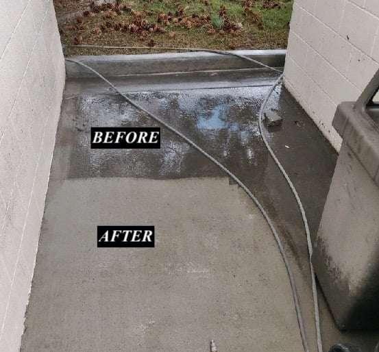 Sidewalk/Concrete Cleanings in Utah