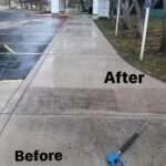 Sidewalk Cleaning in Utah