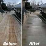 Residential Driveway Cleaning in Utah